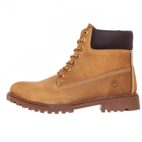 RIVER ANKLE BOOT CRAZY HORSE LUMBERJACK