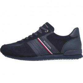 ICONIC SUEDE RUNNER TOMMY HILFIGER