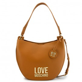 LOVE MOSCHINO SHOULDER BAG ECO-LEATHER