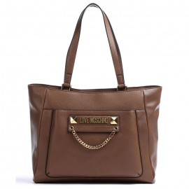 LOVE MOSCHINO DONNA ACC ECO LEATHER