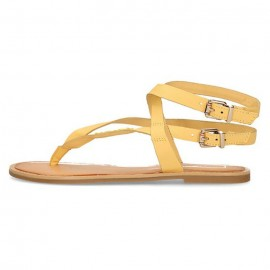 TOMMY HILFIGER ICONIC FLAT STRAPPY