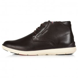 LIGHTWEIGHT CITY LEATHER BOOT TOMMY HILFIGER