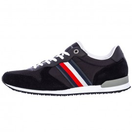ICONIC MATERIAL MIX RUNNER TOMMY