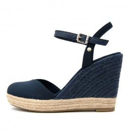 BASIC CLOSED TOE HIGH WEDGE TOMMY
